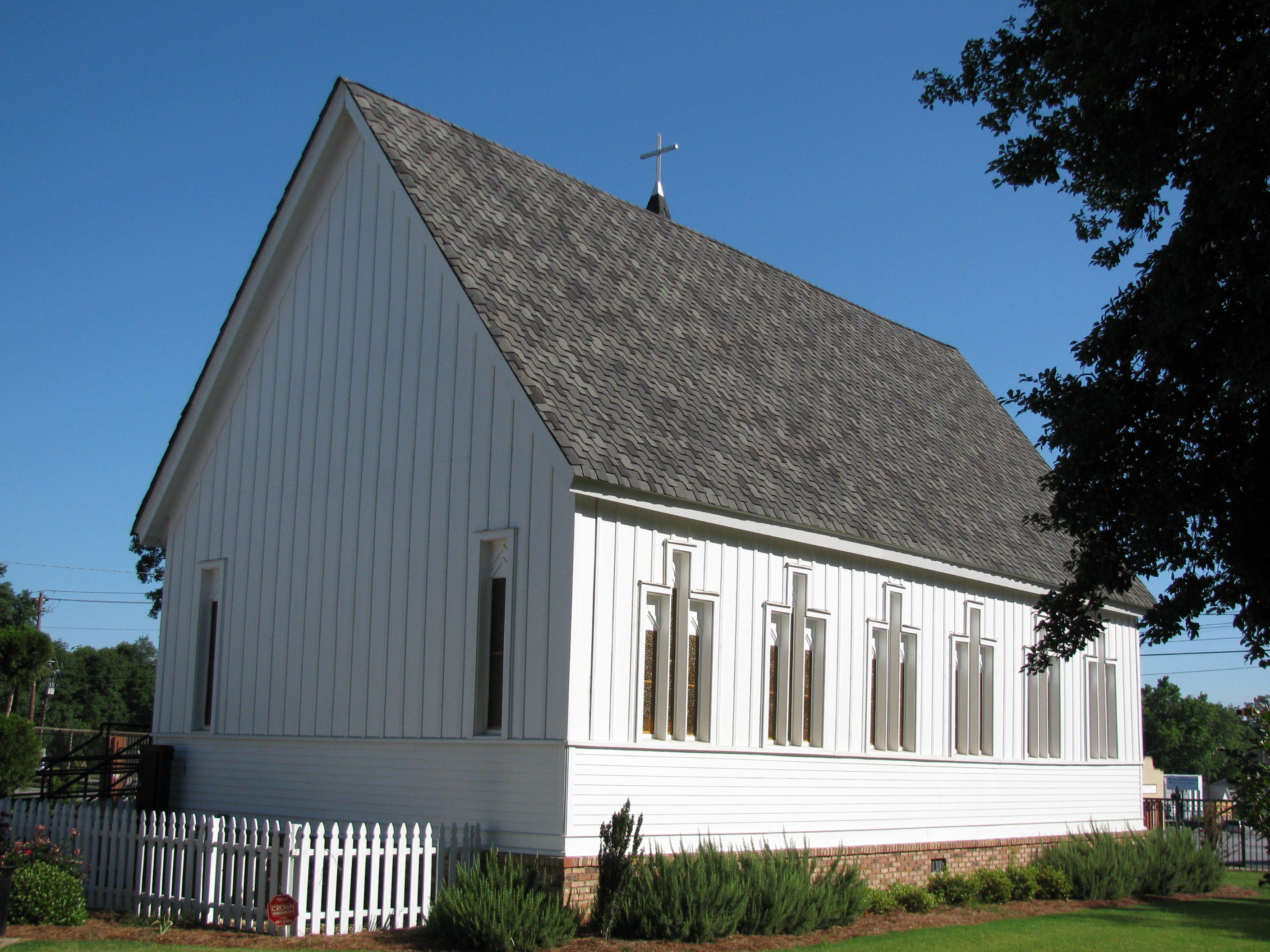 Historic Christ Church Building