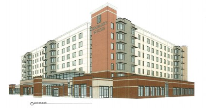 Embassy Suites Elevations